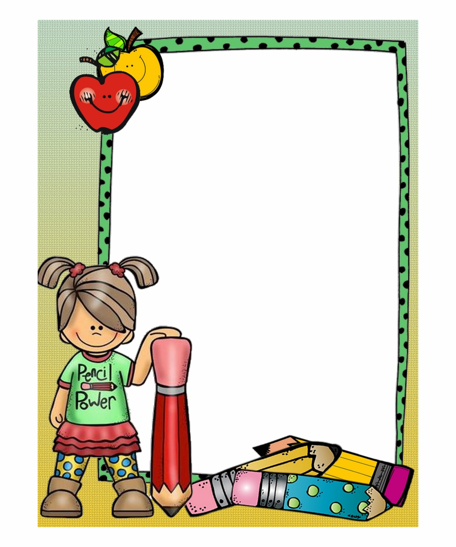 graphic freeuse library Borders for paper and. Teacher border clipart.