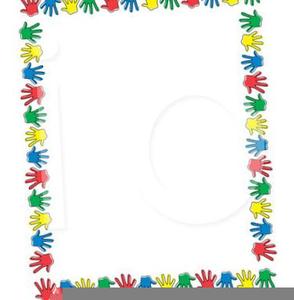jpg black and white Teacher border clipart. Borders for free images.