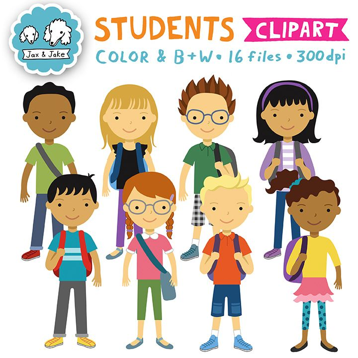 picture transparent library Teacher clipart for kids. Student back to school