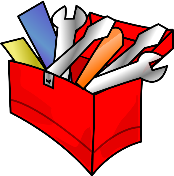 image library download Tool box . Boxes clipart toolbox.