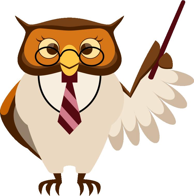 jpg library stock teacher transparent owl #116213252