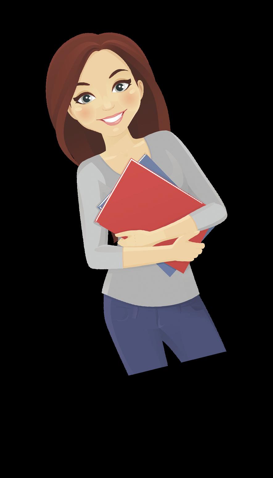 picture freeuse download Cartoon Woman Teacher Female