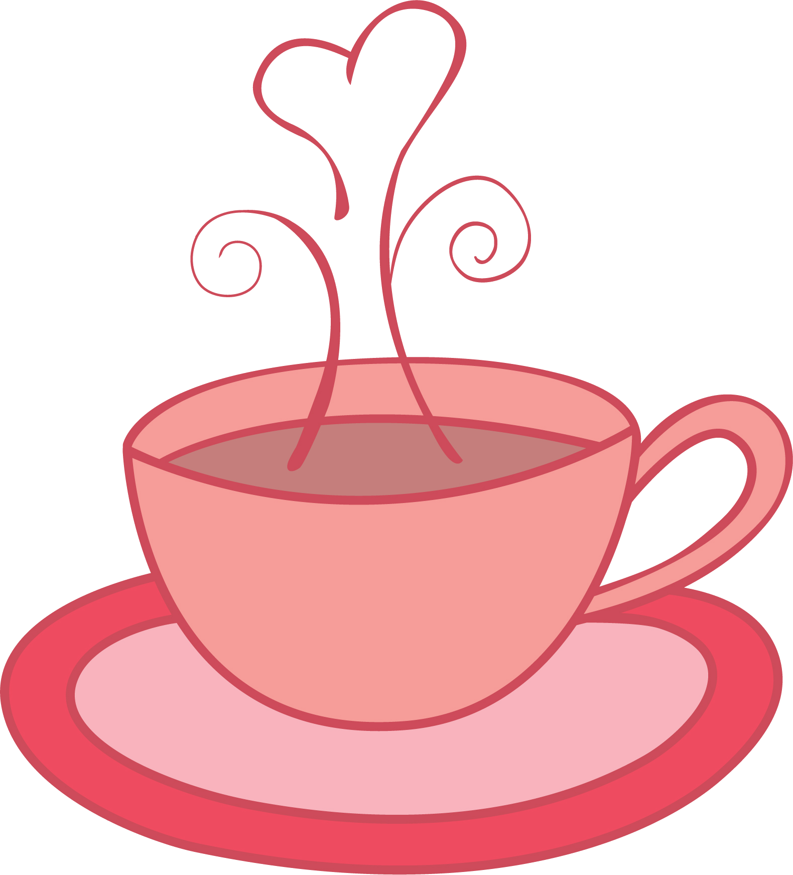 banner free download Free cliparts download clip. Teacup clipart