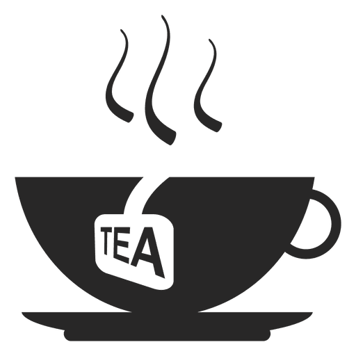 svg free library Tea cup icon