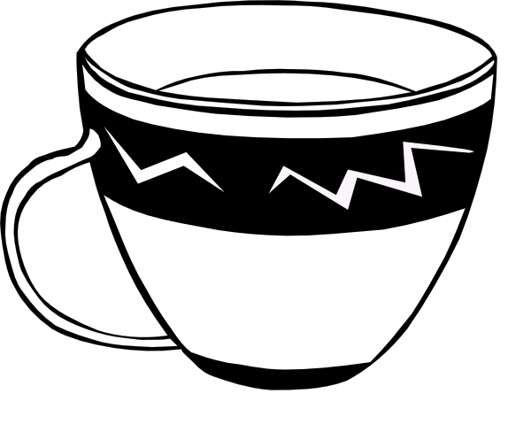clipart library download Teacup clipart free. Clip art at clker