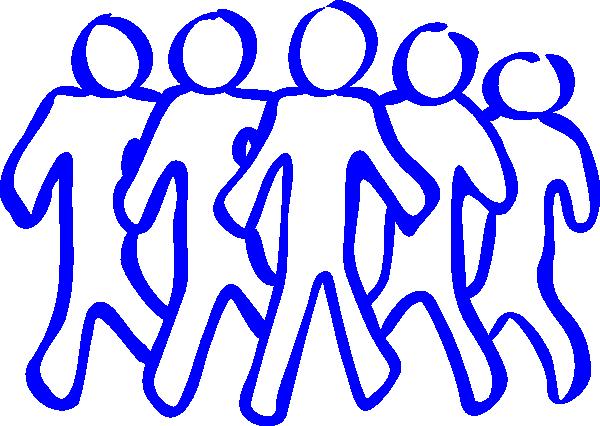 banner library Team Clip Art Free