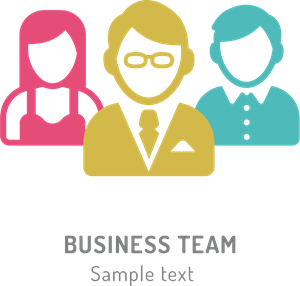 clipart freeuse library Vector business team. Logo eps free download