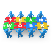 clipart library Download free png photo. Teamwork clipart