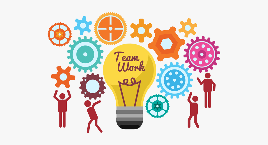 image library library To light work ideas. Teamwork clipart.