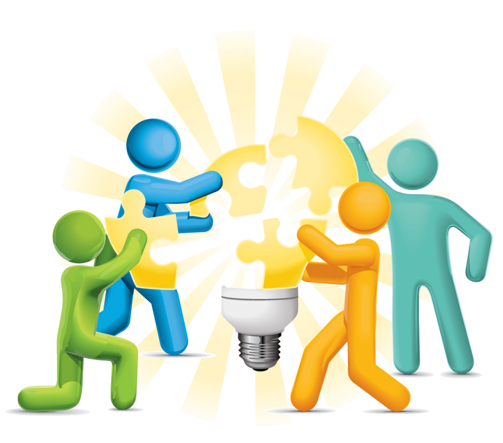 clip art royalty free stock positive contribution to a team clipart