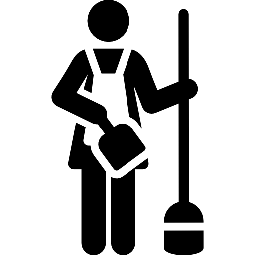 clip library stock Humanpictos sweeping cleaning people. Teamwork clipart housekeeping