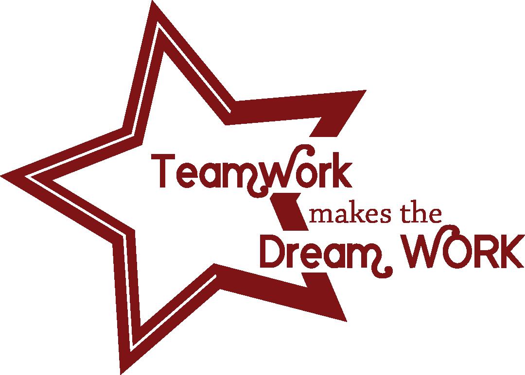 clipart freeuse download Teamwork Clipart teamwork makes the dreamwork