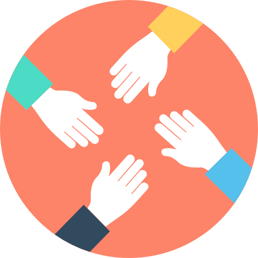vector free library Teamwork free vector icons designed by Vectors Market