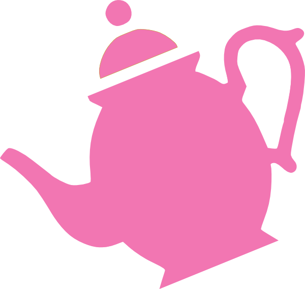 vector free Teapot Pouring Clip Art at Clker