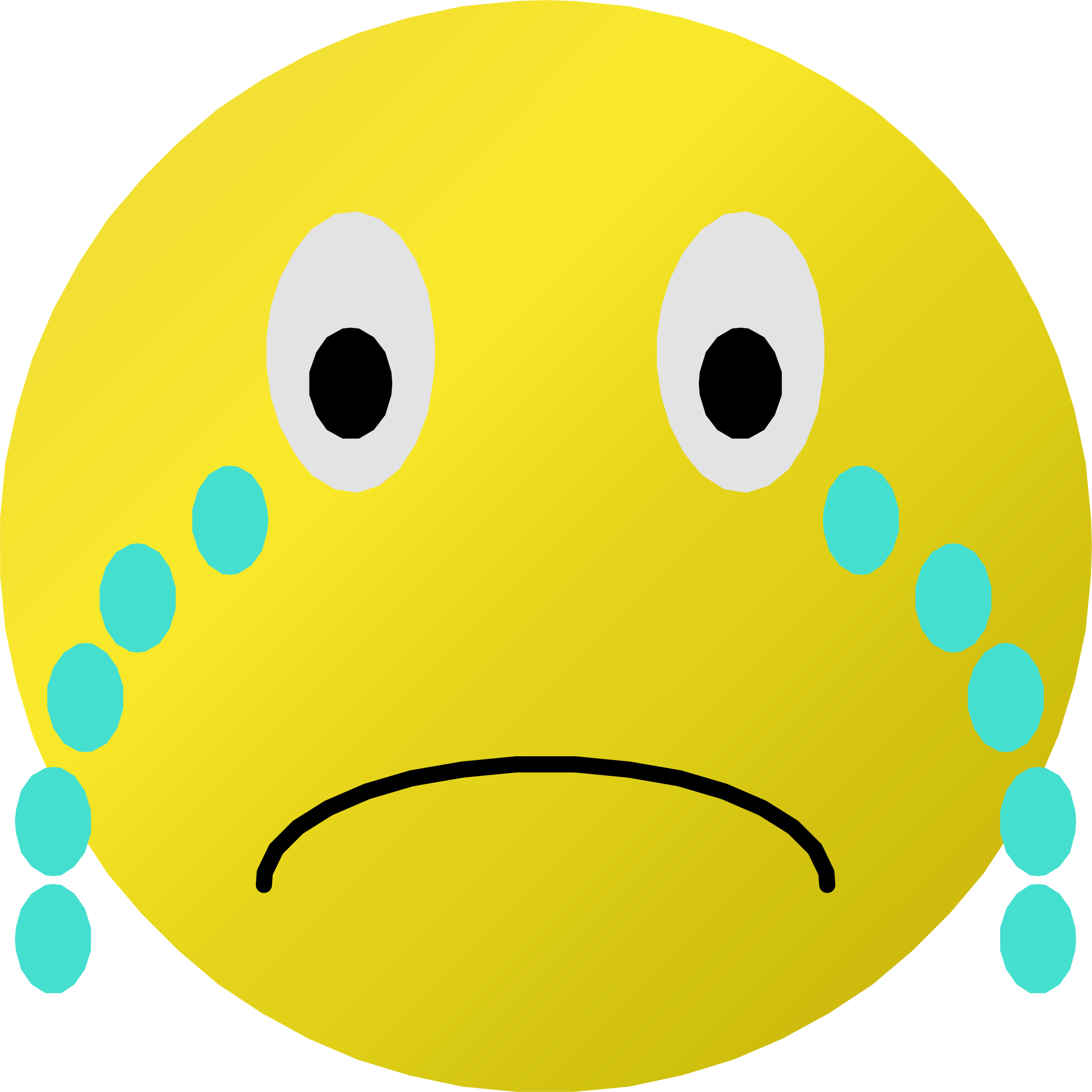 freeuse download Tears Clipart smiley face