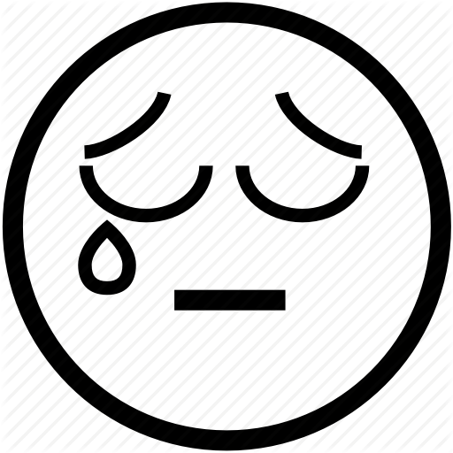 jpg royalty free stock Sad Smiley Face