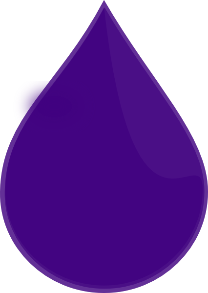 picture freeuse stock Purple Tear Clip Art at Clker