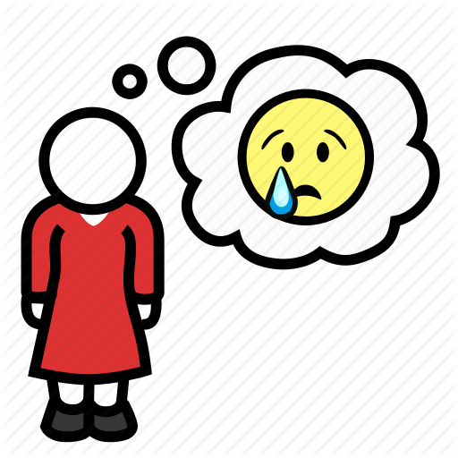 png free stock Tears clipart unhappiness
