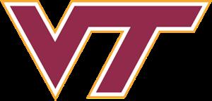 svg transparent download Virginia Tech Hokies Logo Vector