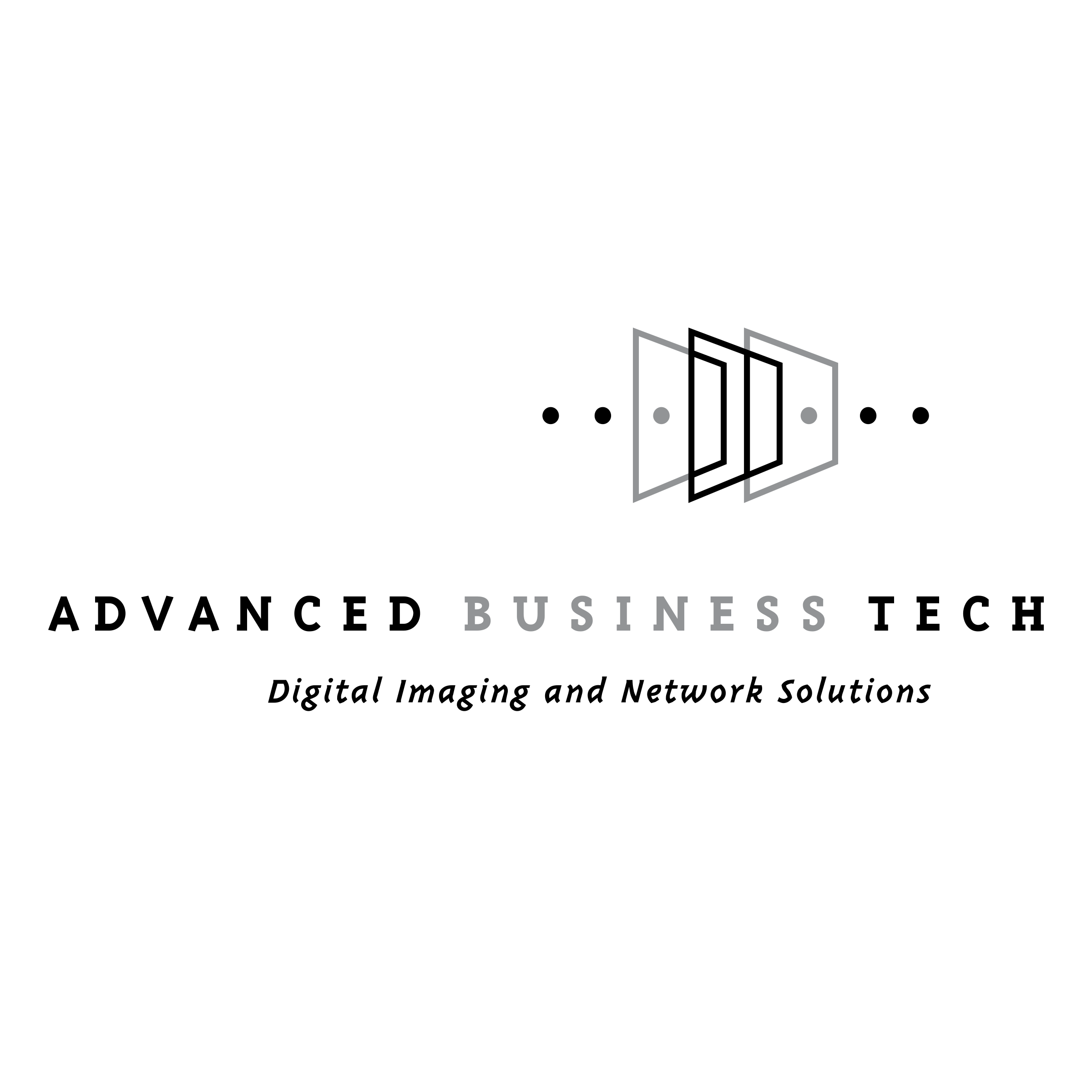 graphic royalty free stock Advanced Business Tech Logo PNG Transparent