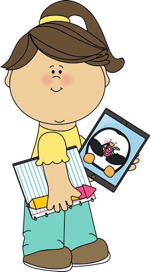 png free stock Technology clip images for. Kids doing art clipart.
