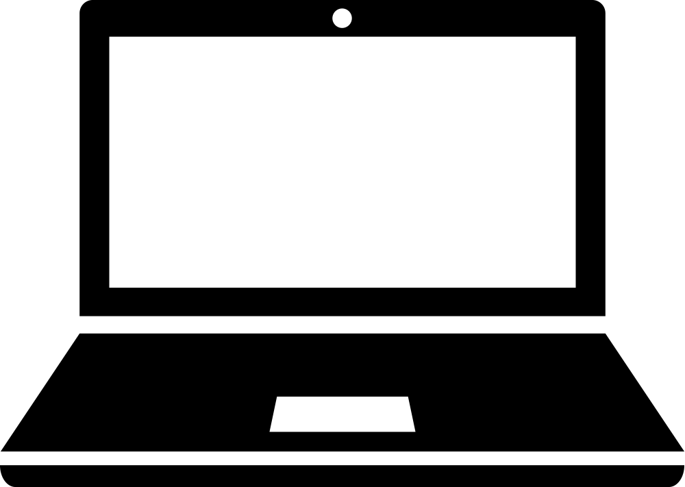 png freeuse library  collection of high. Technology clipart black and white