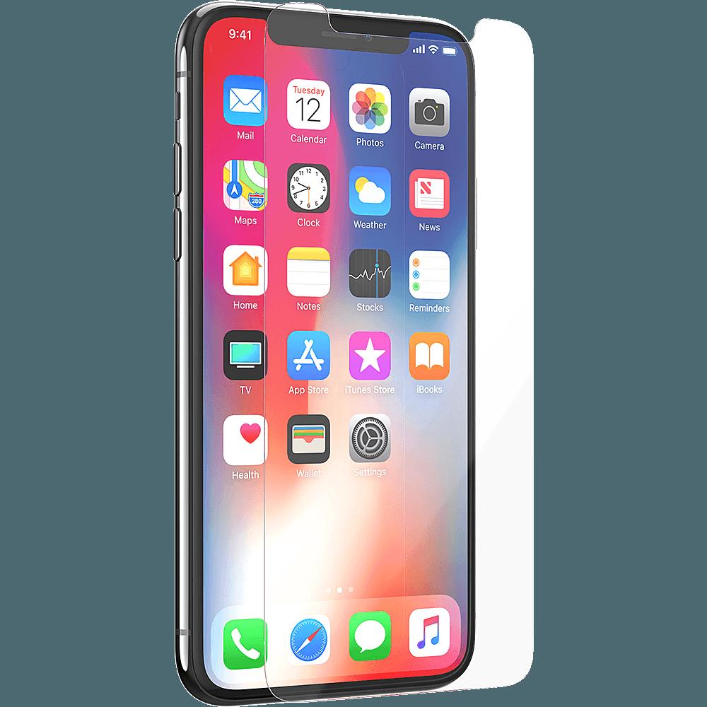 vector royalty free stock Tech impact shield displayschutzfolie. Technology transparent i phone