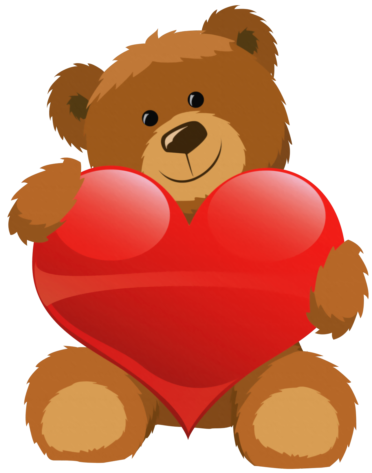 png free Teddy bear clipart images. For kids at getdrawings