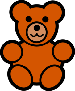 clip library library Panda free . Teddy bear clipart images