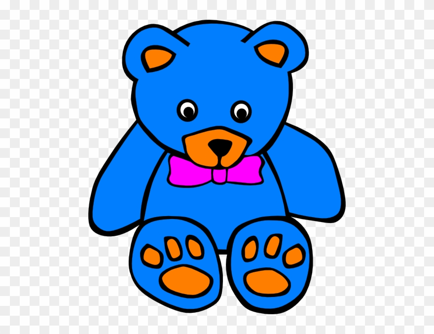 banner freeuse stock Teddy bear images clipart. Colourful png download