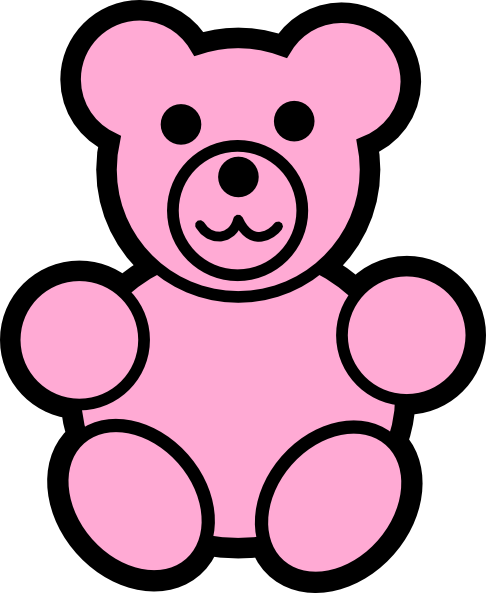 vector free Teddy bear images clipart. Little at getdrawings com