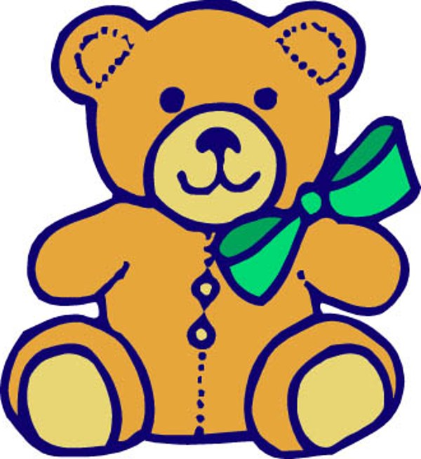 banner free stock Teddy bear images clipart. Free download best