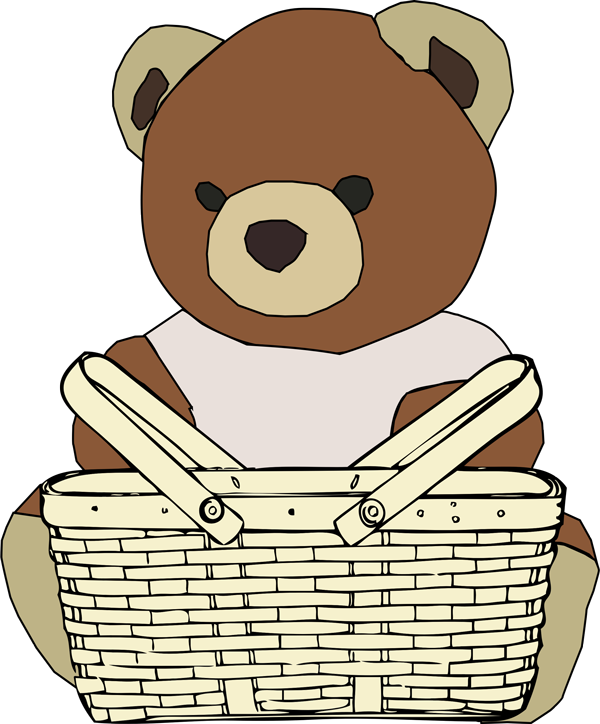 png royalty free Bears in the catholic. Teddy bear picnic clipart
