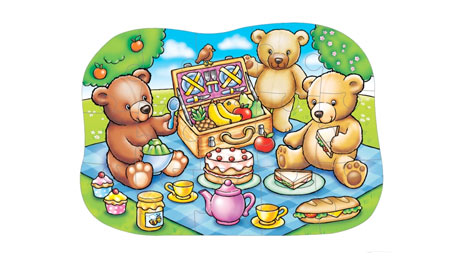 clipart freeuse stock Wikiclipart . Teddy bear picnic clipart