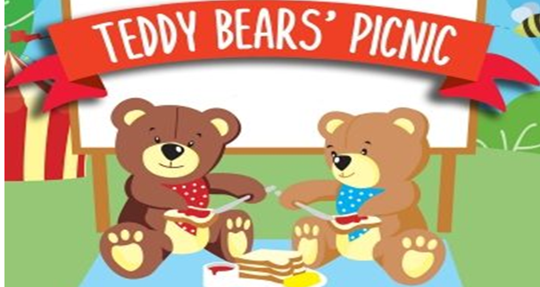 vector freeuse library Bears th july games. Teddy bear picnic clipart