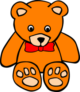 banner free stock Clip art at clker. Teddy clipart