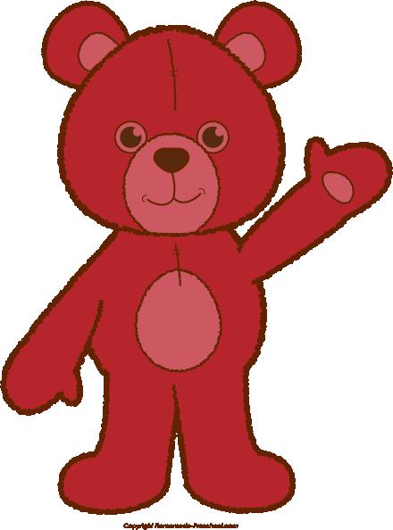 picture stock Bear . Teddy clipart preschool