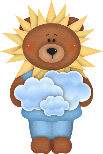 vector transparent stock Teddy clipart weather. Pin by elodie saphoret.