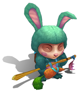 jpg transparent download teemo transparent cottontail #116225987