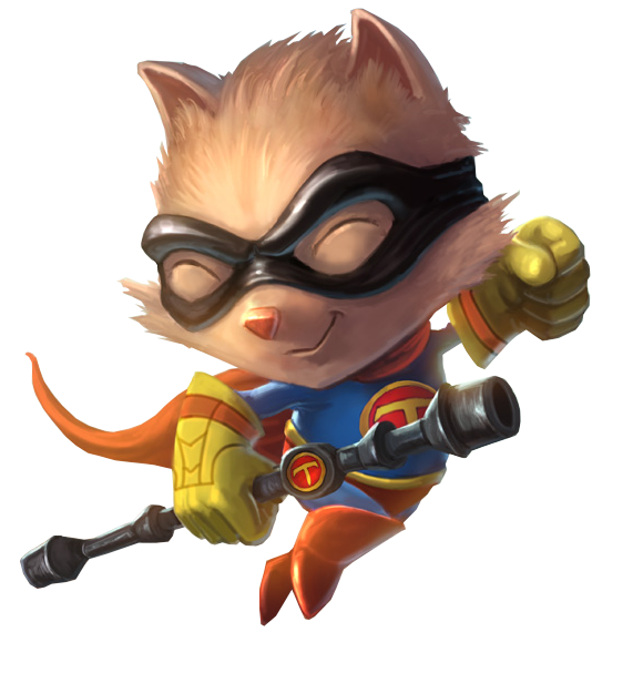 picture transparent stock teemo transparent super hero #116225815