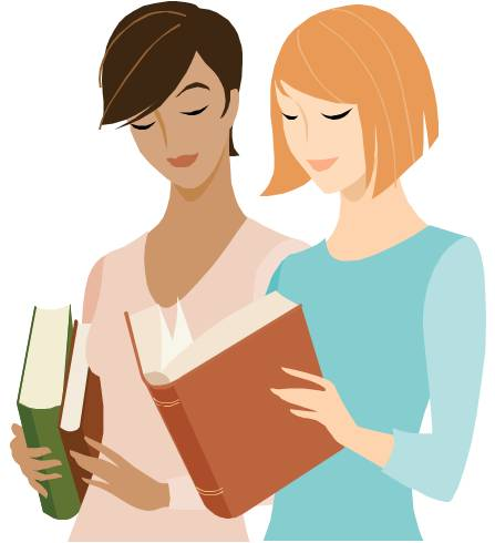png freeuse library Teen life transparent . College students clipart.