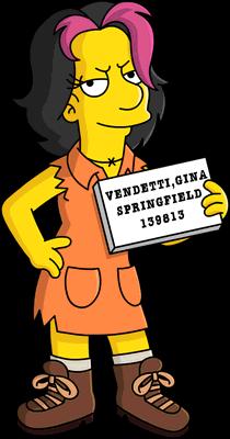 graphic transparent Gina Vendetti