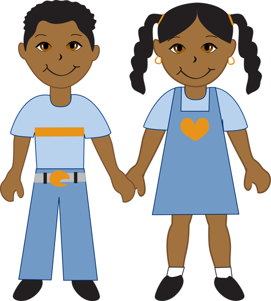 png library library African Teenager Clipart