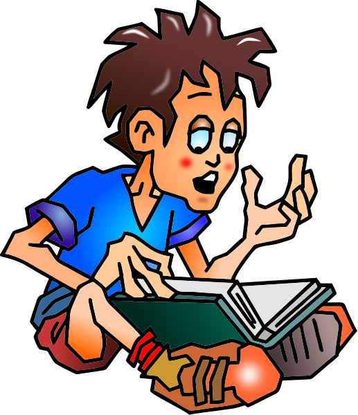 vector library download Reading Clip Art Pictures