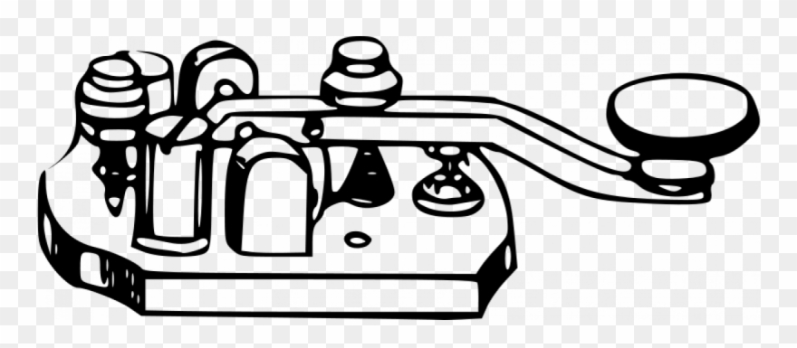 jpg black and white download Sewing Machine Clip Art Png Download