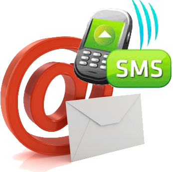 clip art free download Receive Your Email As SMS Message on Your Phone