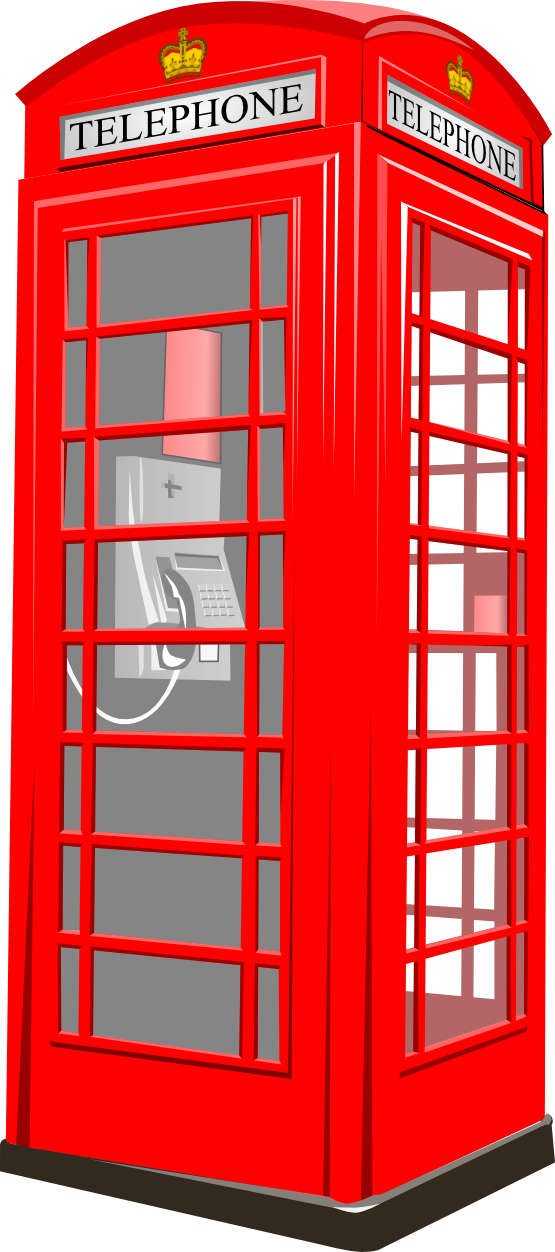 svg library stock Telephone clipart public phone