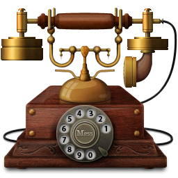 png free stock Old d icon png. Telephone clipart vintage telephone