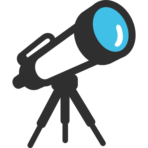 banner royalty free stock Telescope clipart. Emoji for facebook email.
