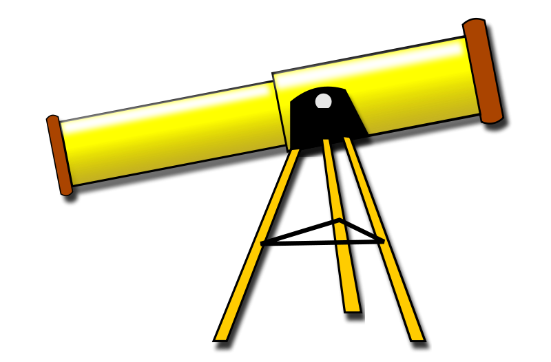 png stock Telescope Free Clipart